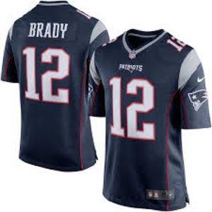 NFL Tom Brady Patriots Jersey